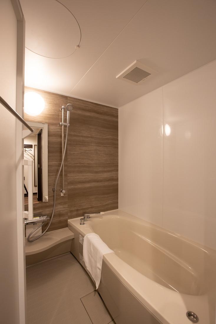ツインタイプバスルーム